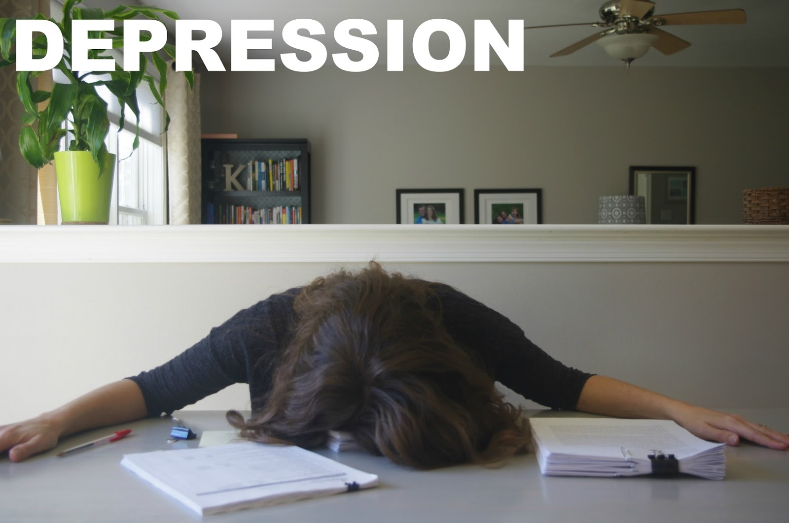 The Five Stages of Essay Grading Grief: Depresson