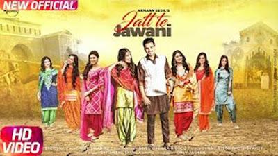 Jatt Te Jawani Lyrics - Armaan Bedil | Sara Gurpal | Punjabi Songs 2017
