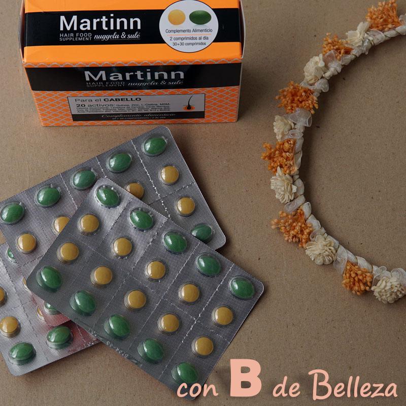 Pastillas Martin de Nuggela sule