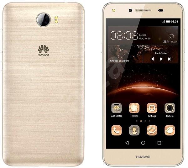 Huawei Y5 (II) come aggiungere pagine schermata home e rimuovere