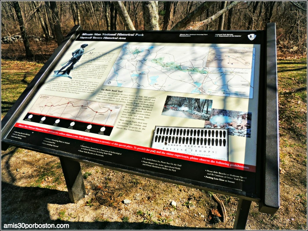 Minute Man National Historic Park