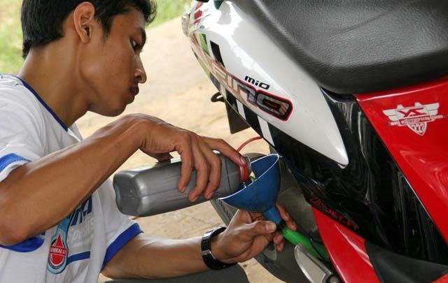 Perawatan Motor Matic Agar Tetap Joss