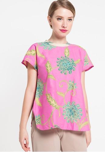 Model Baju Batik Danar Hadi Untuk Wanita Terbaru