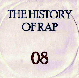 THE HISTORY  OF HIP HOP VOL. 8 - RARIDADE