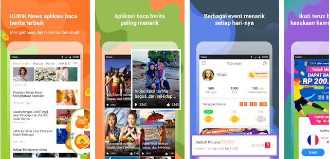 Daftar 5 Aplikasi Penghasil Pulsa GRATIS Terbaik di Android Tahun 2019