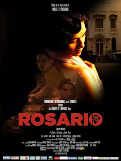 The story revolves around Rosario, a sophisticated Filipina flapper in the 1920s who has just arrived from New York City, and is spending her vacation in their hacienda.
