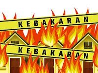 Gara-gara Obat Nyamuk, Rumah Milik Warga Kauman Terbakar