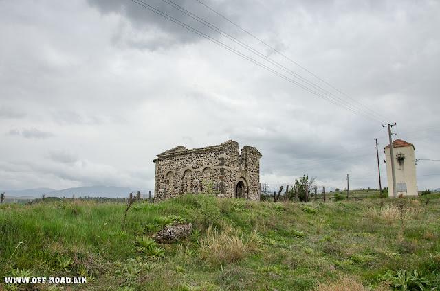 """Gorna Crkva"" - Upper Church in village Staravina Mariovo"