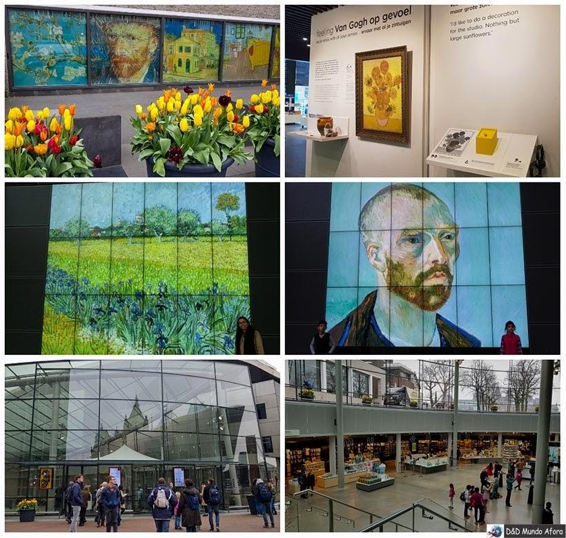 Museu Van Gogh - Diário de Bordo - 2 dias em Amsterdam