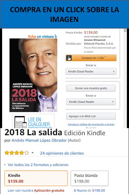 LA SALIDA 2018