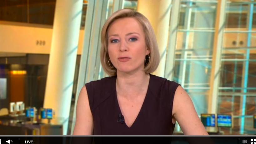Bloomberg's TV Crew