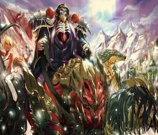 Overlord III الموسم الثالث الحلقة الثالثة 04 مترجمة أون لاين حلقة 04 من أنمي أوفر لورد الجزء الثالث