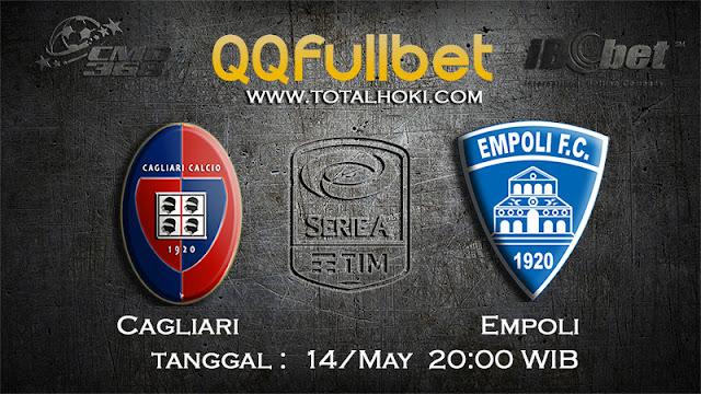 PREDIKSI BOLA CAGLIARI VS EMPOLI 14 MEI 2017 (SERIE A)