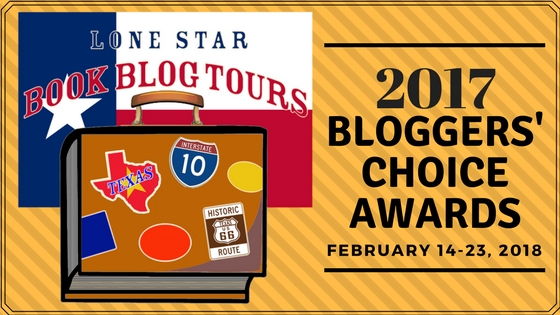 #LoneStarLit Bloggers' Choice Awards Best Texas Book