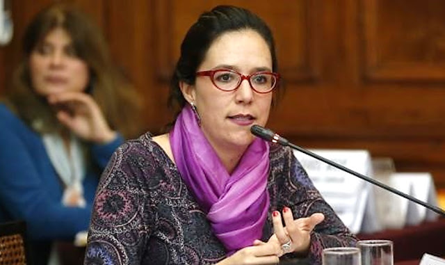 Marisa Glave: Quisimos armar investigación sobre Tumán, pero fue bloqueada por fujimoristas