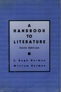 A Handbook to Literature. Sixth Edition.