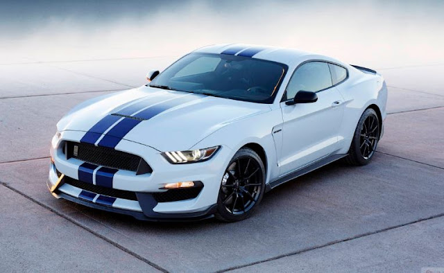 2016 Ford Shelby GT350 Recent reviews