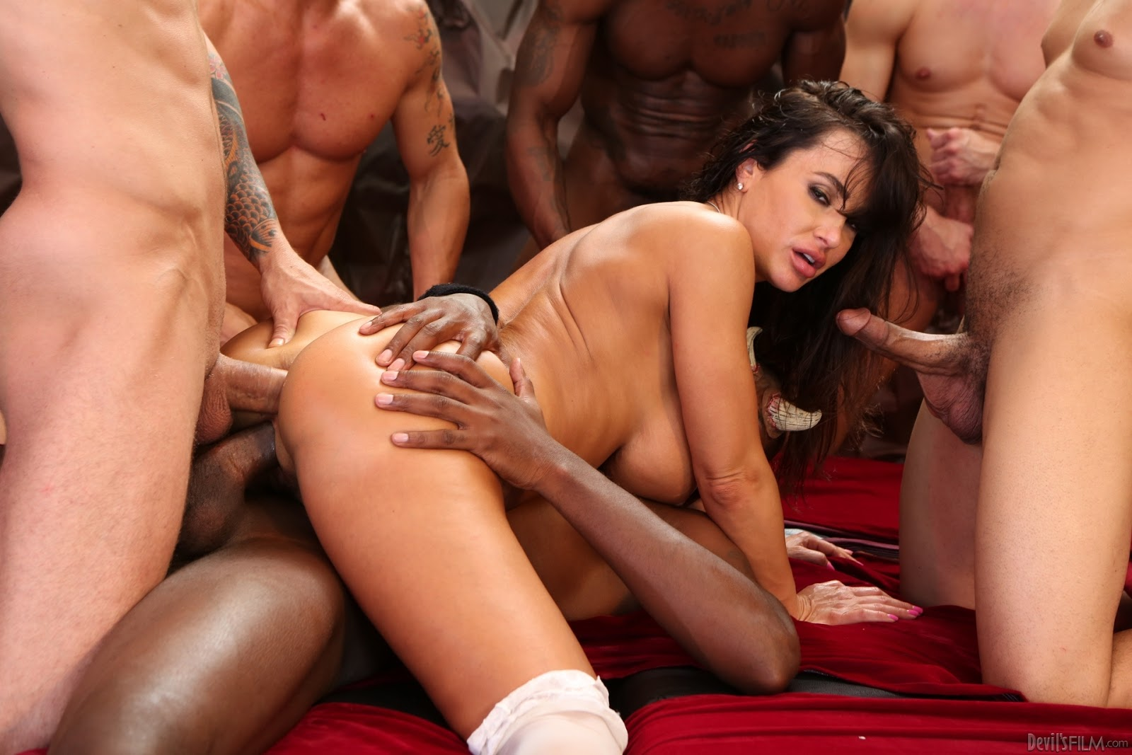 gang-bang-orgy-sex-big-black-cock-in-mouth