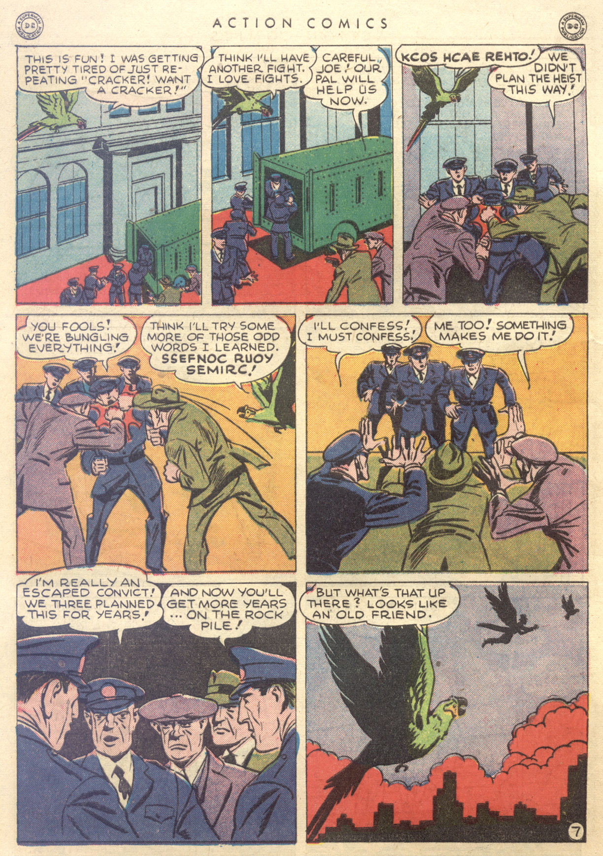 Read online Action Comics (1938) comic -  Issue #88 - 48