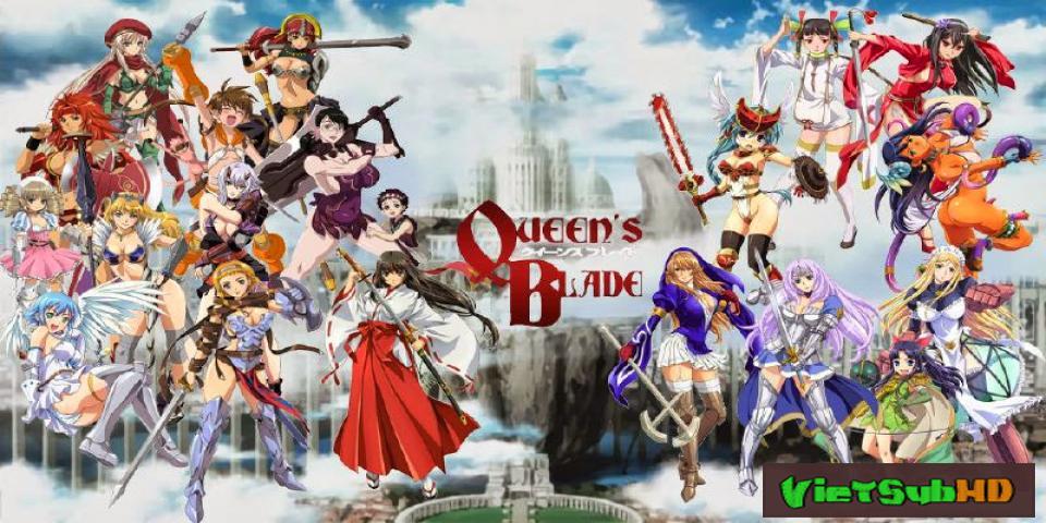 Phim Queens Blade Gyokuza O Tsugumono SS2 Full 12/12 VietSub HD | Queens Blade Gyokuza O Tsugumono SS2 2013