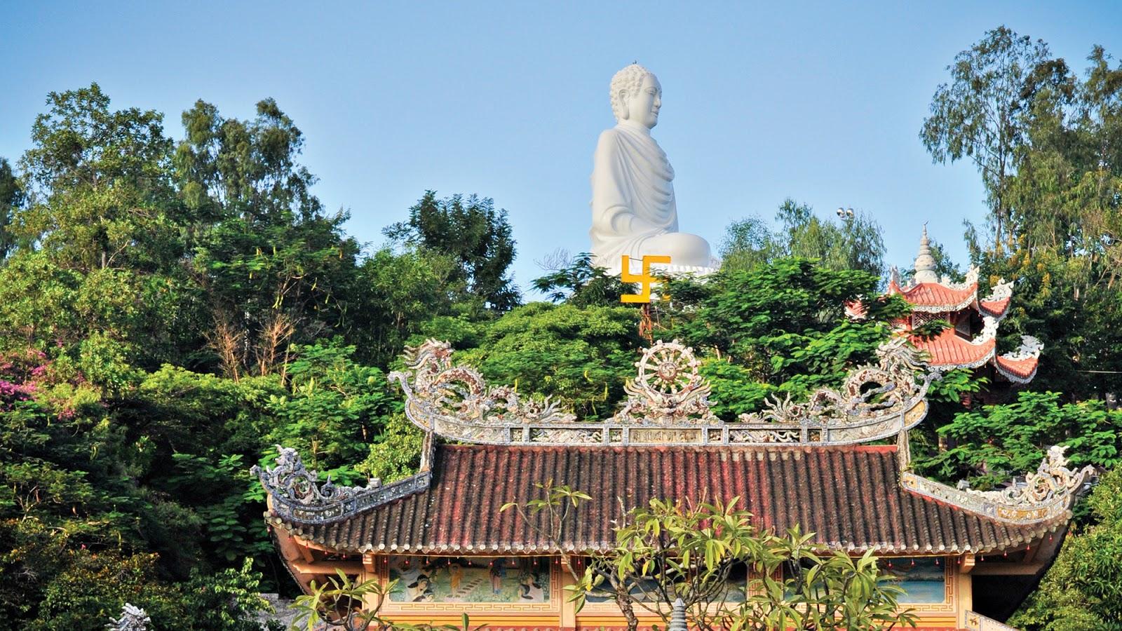 Kết quả hình ảnh cho chùa long sơn