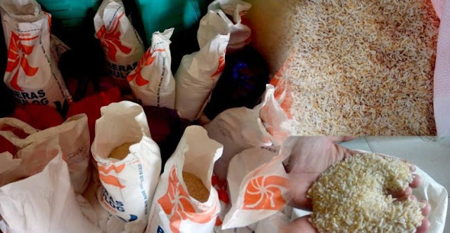 DPR Desak Pengusutan 6.000 Ton Beras Busuk di Gudang Bulog