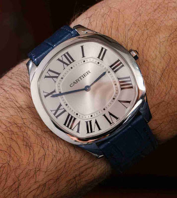 Replique Montres Cartier Drive De Cartier Extra-plat 18k Or 39mm