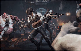PUBG, PUBG Mobile, PUBG Mobile Zombie Mode, Zombie, Android, iOS, Chicken dinner, Resident Evil, Resident Evil 2, 0.11.0, PUBG Mobile 0.11.0,