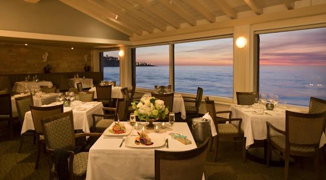 Restaurante The Marine Room em La Jolla