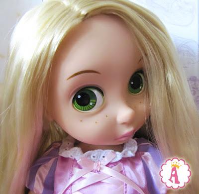 Большая кукла аниматор Рапунцель фирмы Disney