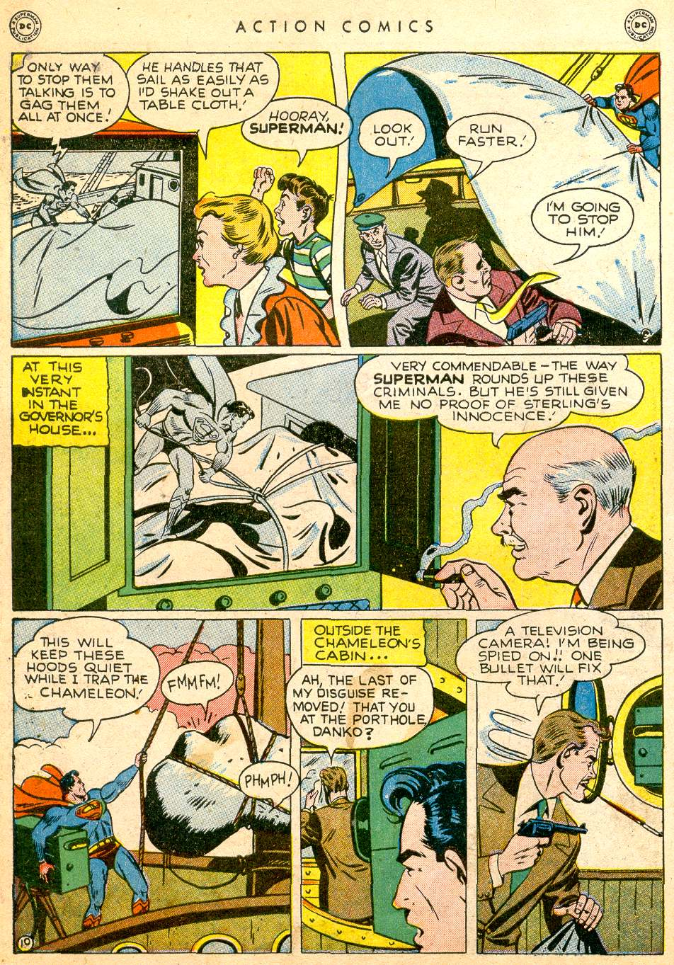 Read online Action Comics (1938) comic -  Issue #126 - 12