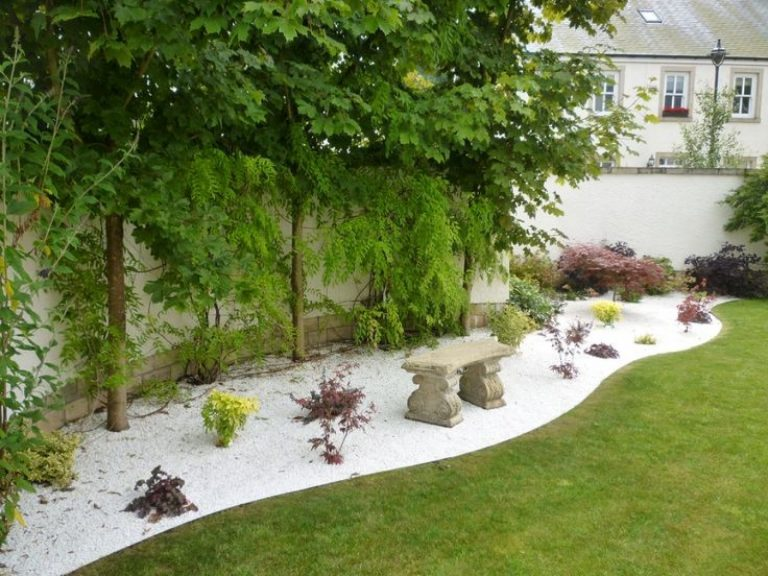 20 DIY Affordable Garden Paths And Beautiful Landscaping ...