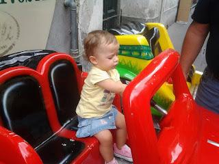 La Donna Riccia blog: Donne al volante