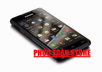 root và recovery Philips xenium w6610 alt