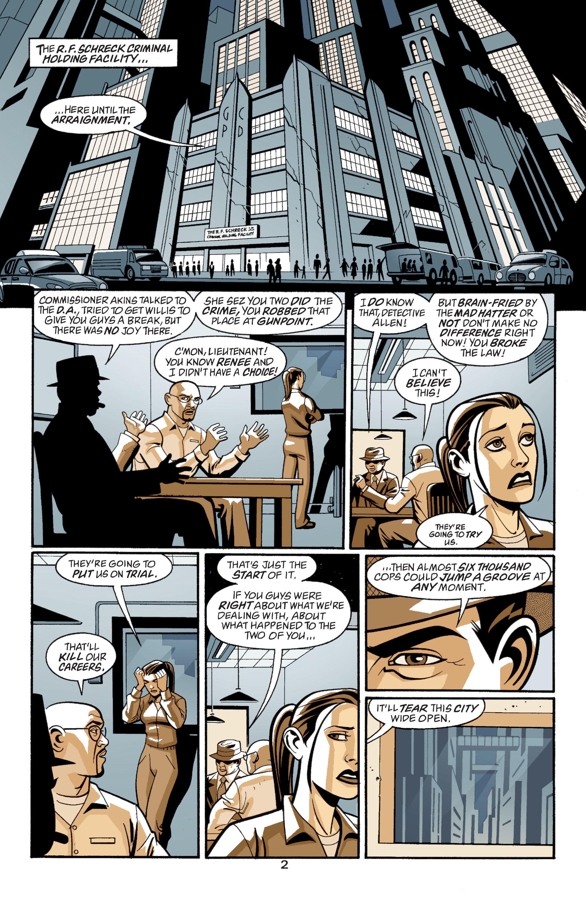 Detective Comics (1937) 760 Page 2