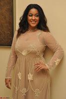 Mumaith Khan in Beig Skin Colored Anarkali Dress at Kalamandir Foundation 7th anniversary Celebrations ~  Actress Galleries 024.JPG