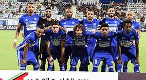 النصر يقلب الطاوله على نادي الجزيرة ويحرمه من صدارة دوري الخليج العربي الاماراتي