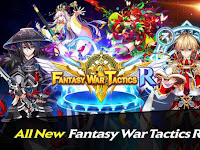 Fantasy War Tactics R MOD APK v0.553.1 Latest Version