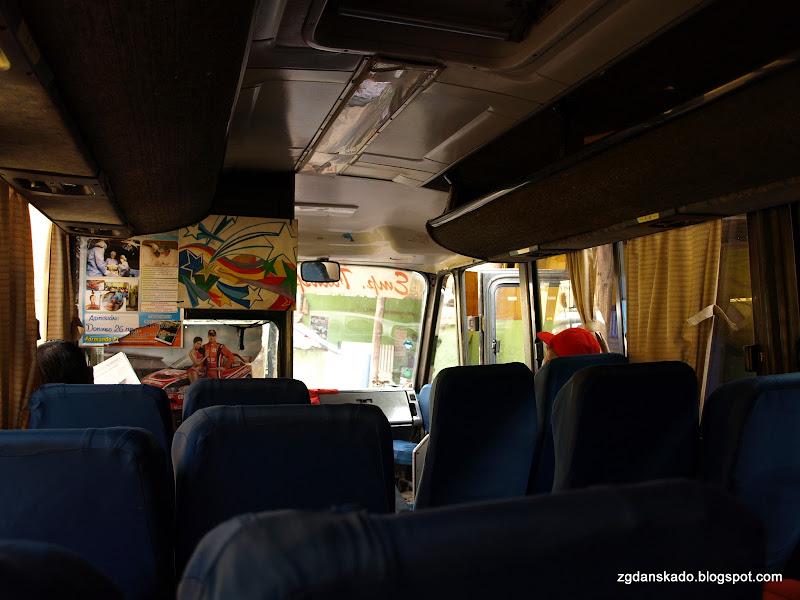 Peru transport, colectivo