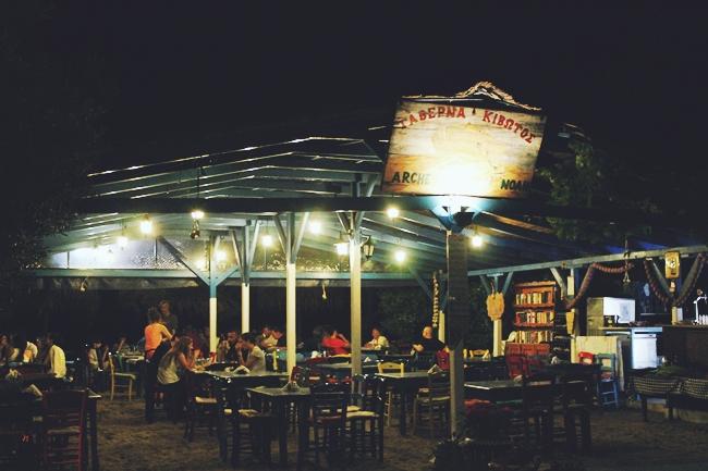 Taverna Kivotos Sarti