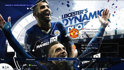 Mods Graphics Leicester City by Arief Rahmansyah