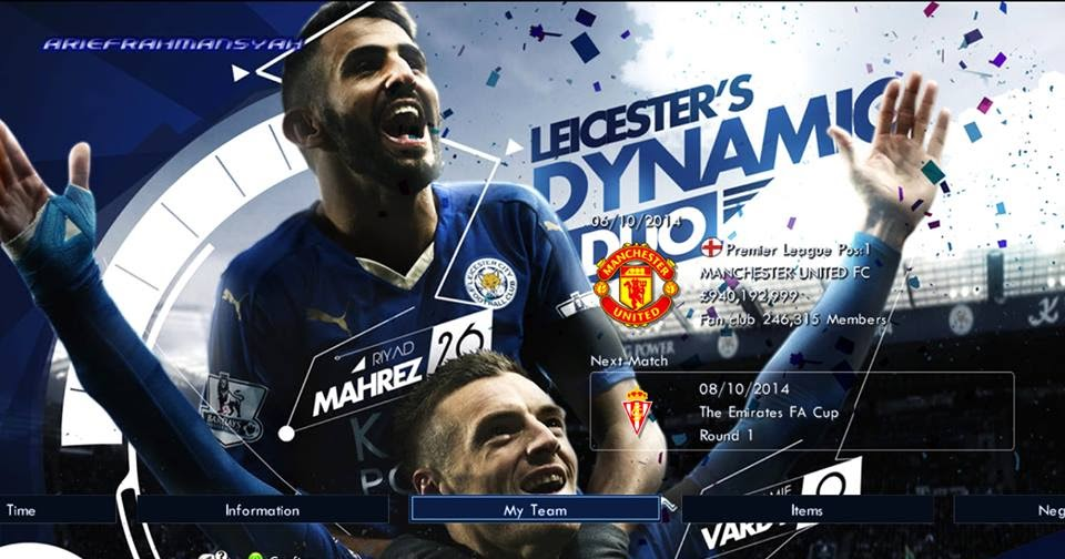 Pes  Fl Training Kits Leicester City