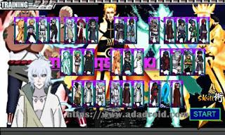 Naruto Senki Mod The Ootsutsuki Senki v2 Apk