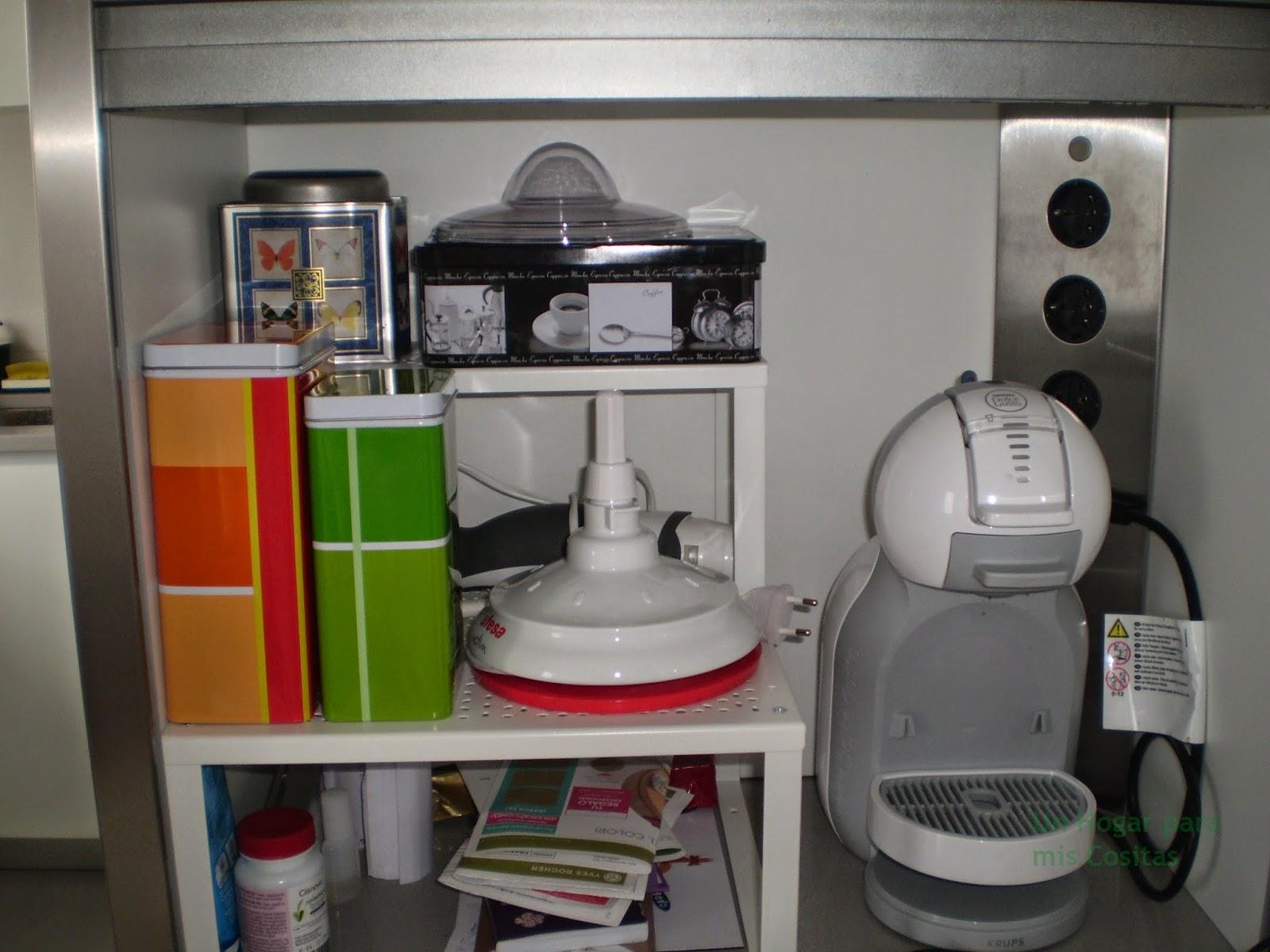 Un hogar para mis cositas orden en la cocina actualizada for Organizador bajo fregadero ikea