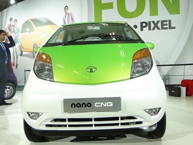 Tata Nano CNG Version Spied coming in mid 2013 | Car Kimb