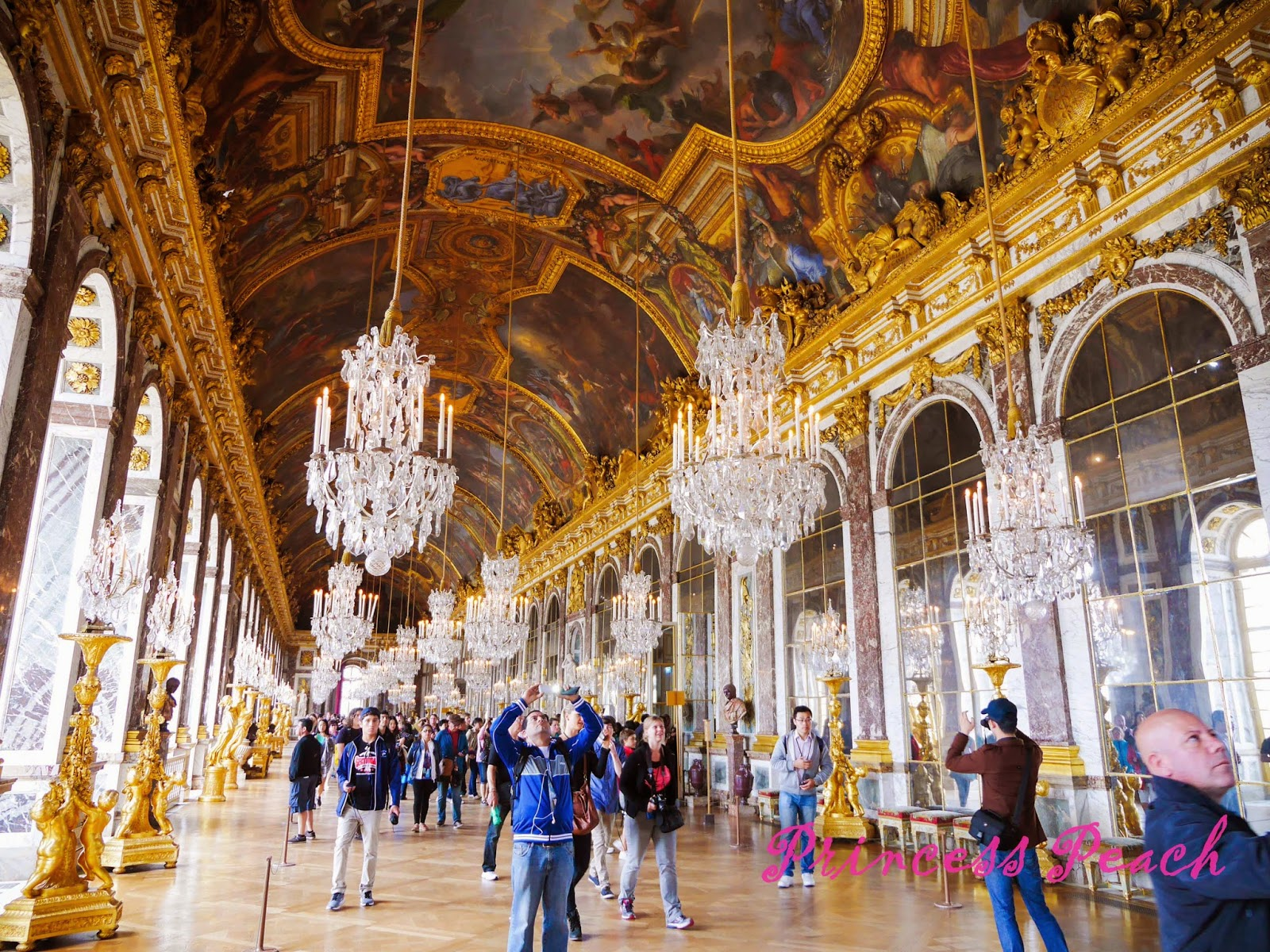 凡爾賽宮-Chateau-de-Versailles