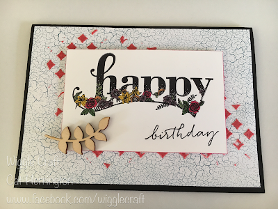 Stampin' Up! Happy Wishes