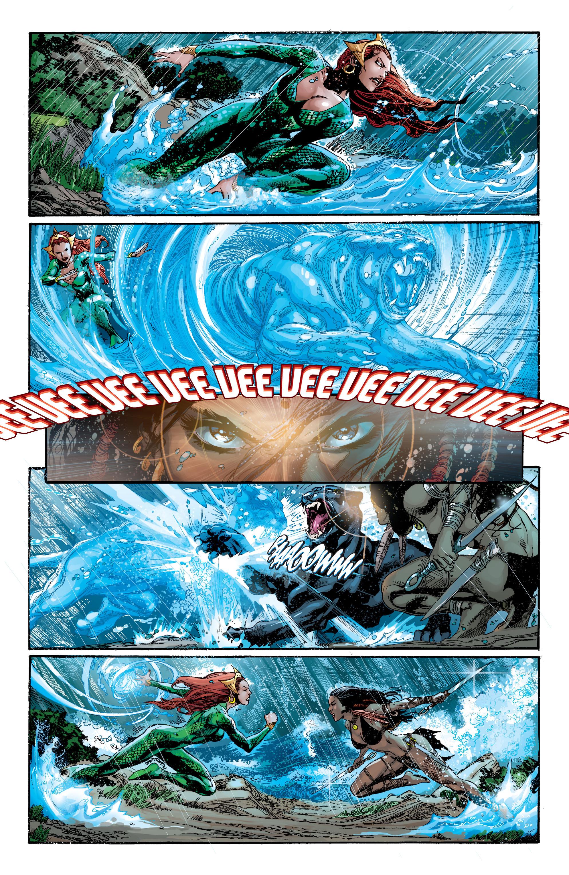Read online Aquaman (2011) comic -  Issue #7 - 20