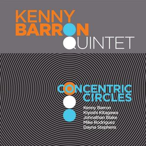 KENNY BARRON, CONCENTRIC CIRCLES