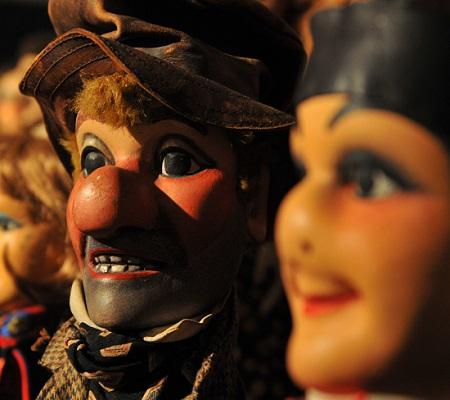MEMOIRE DE MARIONNETTES - de Gilbert Pavaly - Dychka - Collection Pavaly ou Une Vie de Marionnettiste
